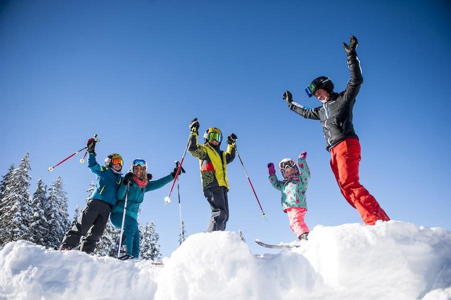 Ski amadé Start | Finale – 4 nights